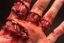 Gore Bloody Art