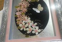 Kozadan çiçek