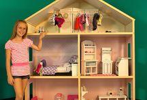 Barbie baby nábytok,