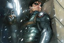 Spies, Espionage and mechs / by Nathan Hunt