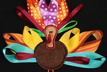 whimsical turkeys / by Dina Jacobson