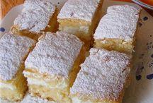 túrós sütemény
