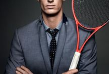 Andy Murray / by Jan Truluck