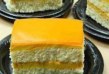 Mango recipes / Mango recipes - Mango desserts, Mango puddings, Mango mocktails, Mango chutneys, mango salads, Mango Ice creams