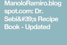 dr.Sebi receptjei