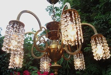 vintage lighting / by Mary Brewer
