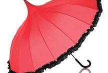 Umbrellas and parasols