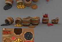 Battle Barrels