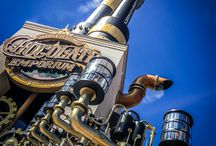 Theme Parks / Theme Parks and Rollercoasters