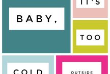 FEBRERO 2017: Baby, it's too cold outside!