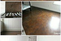 Decorate this - floor