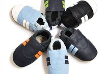 Soft Sole Baby Shoes Boys