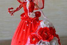 кукла конфеты