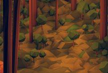 Pixel Voxel n' Poly Art