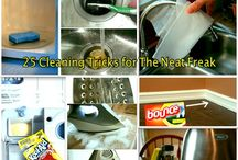 Cleaning Ideas! / by Sewing lady
