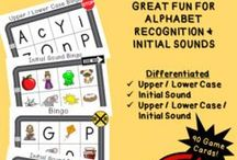 Beginning Sounds - Alphabet