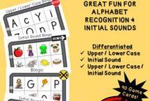 Beginning Sounds - Alphabet