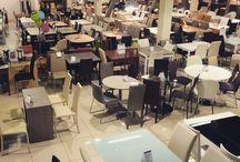 Обеденная зона / Фотографии мебели для обеденной зоны из салонов ТЦ «Мебель Park»