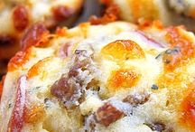 Tailgate & Party Foods / by Dawn Barron