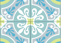 Encaustic Cement Tiles / The Colors From INDONESIA / Cementfliesen - Encaustic cement tiles - Carreaux de ciment - Fliesen & Mosaik - Zementfliesen • Zement fliese • Historische fliesen • Zement fliesen -  Hydraulic tiles – Karoistanbul – Desenli karo çini – Karo mozayik – Karo siman – Yıldızlı karolar – Motifli karolar – Antik karolar