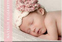 Baby Announcement / by Becky Kleinsasser