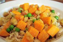 Vegan Sweet Potato Recipes / by Morgan Kate