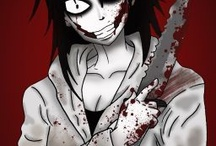 Jeff the killer and friends