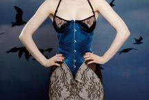 corset / by Sallie Floyd