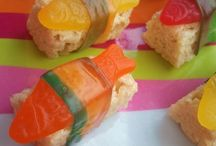 Parties - Sushi
