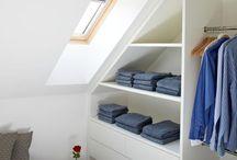 Schrank dachschräge