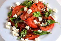 Salata ve aparatif yemekler