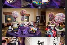 Candy bar party ideas