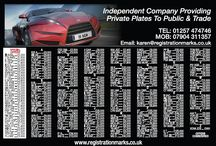 New advert New numbers / Advert for June with new stock numbers available