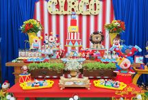 Circus bday
