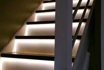 lampu tangga