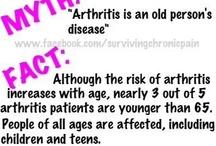 arthritis / by B R