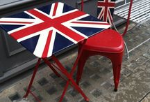 union jack / by Carrie Burke