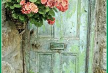 DOORS / by Faye Dehner