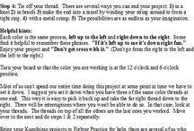 1.1.1 kumihimo tips og tricks