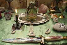 Altar Ideas / by Lavender RoseMary