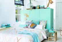 Bedroom / Sweet dreams