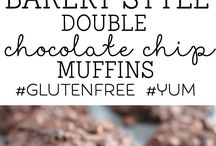 """Did someone say """"Muffinnss?!"""" / All things gluten free muffins."""