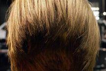 Hairstyles / by Karen Kilps