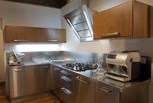 Kitchens / by Monika