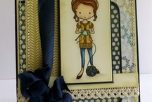 Cards & Scrapbooking / by Kim Hattox