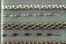 BEADS -  Crochet . /  seed beads -  Crochet