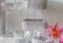 cosas en cristal