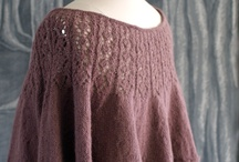 Knitting omslagdoek free pattern