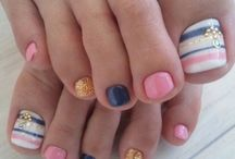 Nails & Toes / by Billie Peavler
