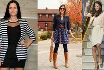Co założyć do sukienki bez rękawów? / 10 sposobów na to, aby sukienkę bez rękawów nosić także wtedy, kiedy jest chłodno.